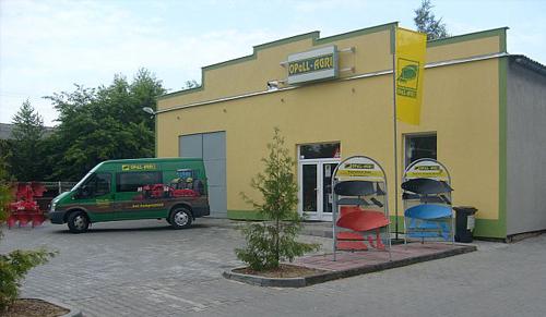 Provozovna Jindřichův Hradec